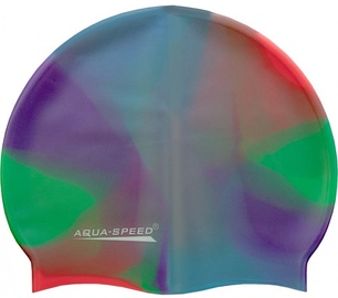 Aqua Speed Rainbow Rebellion 51 Sea Blue Green Red Violet