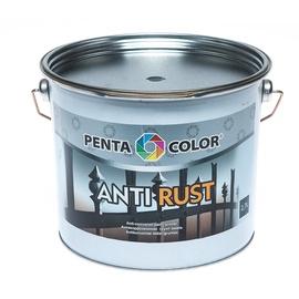 Pretkorozijas krāsa Pentacolor Antirust, 2,7l, zaļa