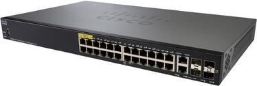Tinklo šakotuvas Cisco SG350-28P
