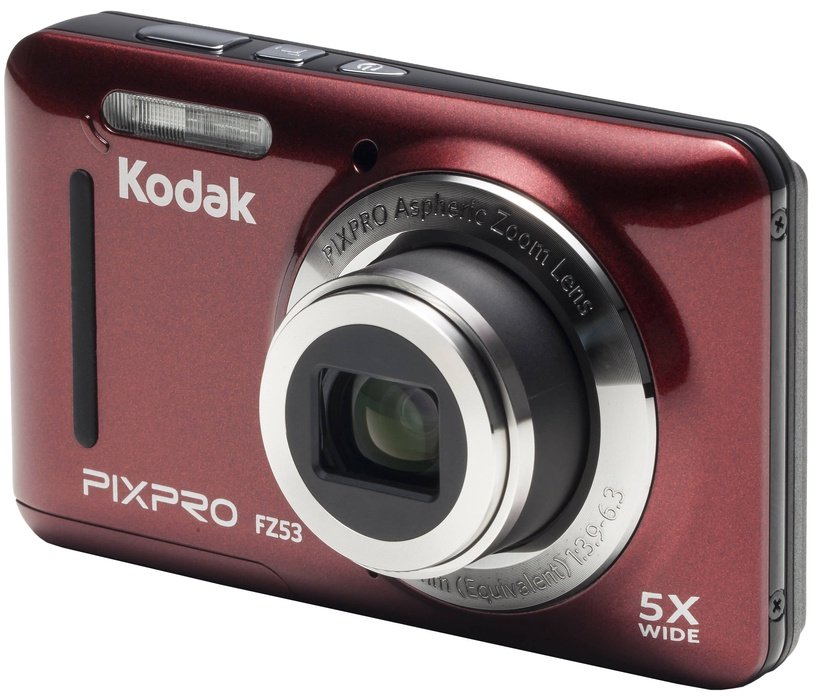 Kodak PixPro FZ53 Red