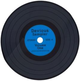Home4you Disc D38cm Black/Blue
