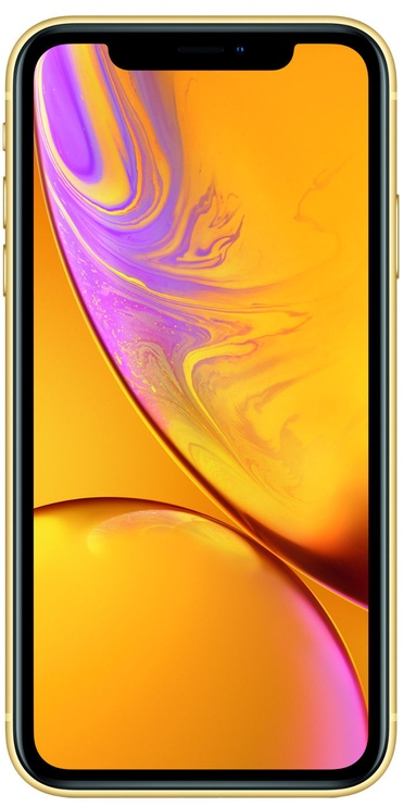 Mobilus telefonas Apple iPhone XR 128GB Yellow