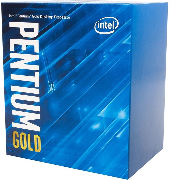 Procesors Intel® Pentium® Gold G6400 4GHz 4MB BX80701G6400, 4GHz, LGA 1200, 4MB