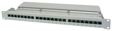 Digitus 19'' CAT5e Patch Panel 24-Port STP DN-91524S