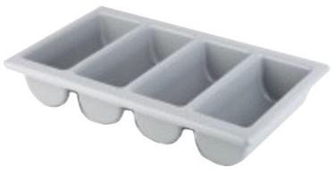 APS Cutlery Organiser G/n 1/1 Gray