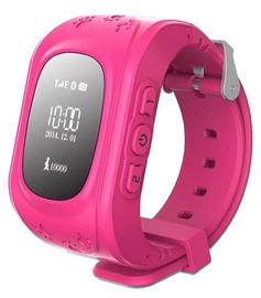Išmanusis laikrodis ART Smartwatch With GPS Locator Pink