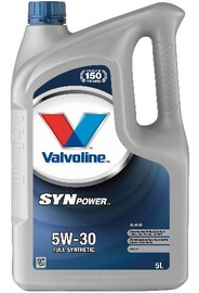 Valvoline SynPower XL-III C3 5w30 Engine Oil 5L