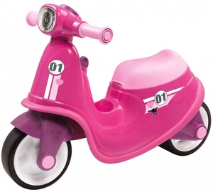 Vaikiškas dviratis BIG Classic Scooter Girlie
