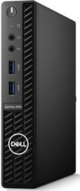 Стационарный компьютер Dell OptiPlex 3080 Micro, Intel UHD Graphics