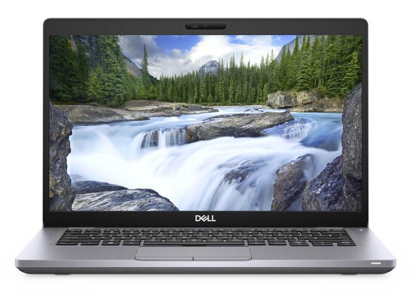 "Nešiojamas kompiuteris Dell Latitude 5410 Silver N025L541014EMEA Intel® Core™ i7, 16GB/512GB, 14"""
