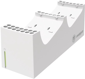 Snakebyte TWIN:CHARGE SX White