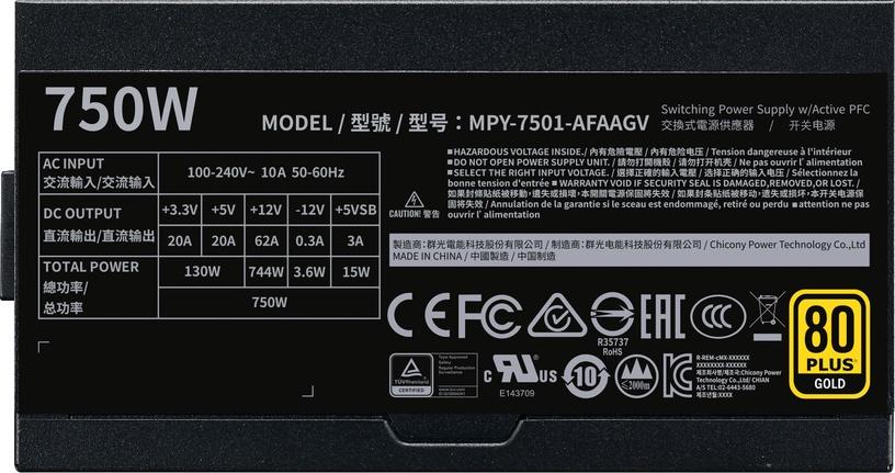 Cooler Master V-Series V750 Gold 2019 750W ATX 2.31
