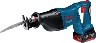 Bosch GSA 18V-Li L-Boxx Cordless Sabre Saw