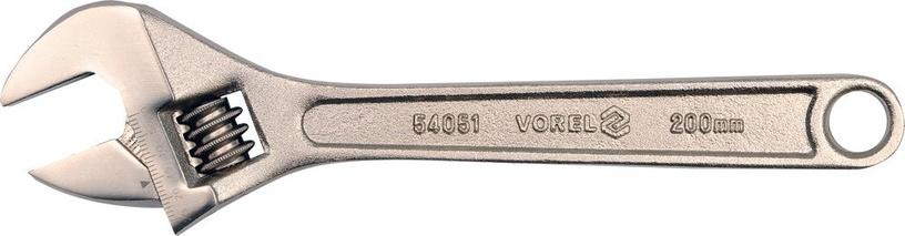 Vorel 54052 Adjustable Wrench 250mm