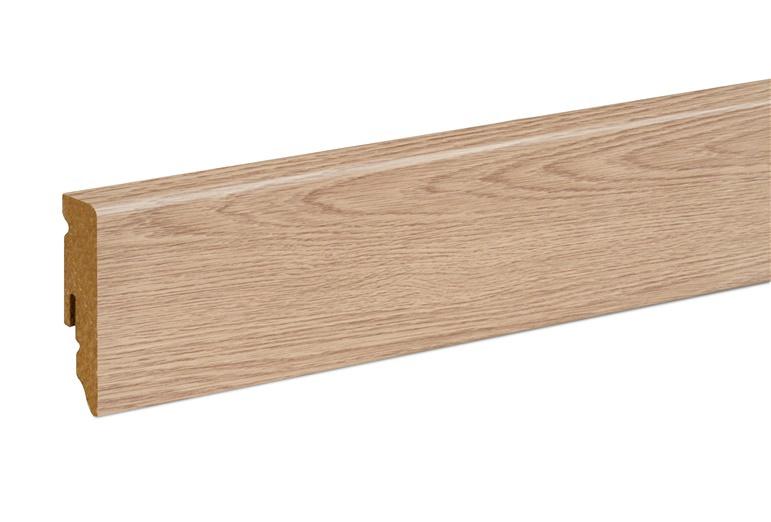 Плинтус Neuhofer Holz Skirting Board 240x5.8x1.5cm Oak