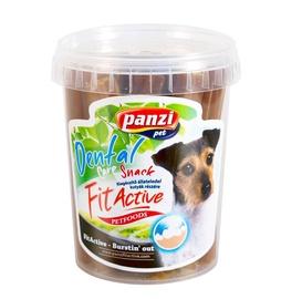 Skanėstas šunims Fit Active Dental Care, su rūkytu kumpiu ir spanguolėmis, 350 gr