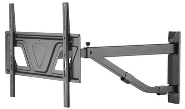 Maclean MC-810C TV Corner Mount Extra Long Arm