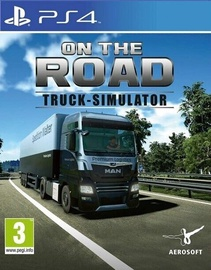On The Road: Truck Simulator PS4