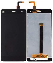 Mobilo tālruņu rezerves daļas Xiaomi Mi 4 Black LCD Screen