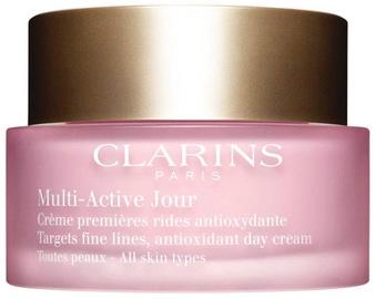 Крем для лица Clarins Multi-Active Day Cream, 50 мл