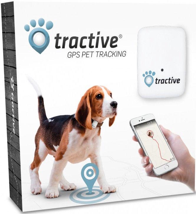 Устройство слежения за животными Tractive GPS