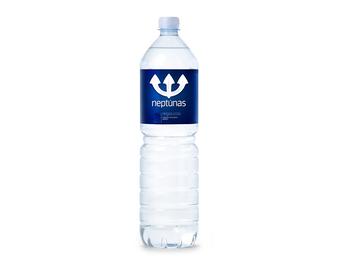 Mineralinis vanduo Neptūnas, negazuotas, 1,5 l