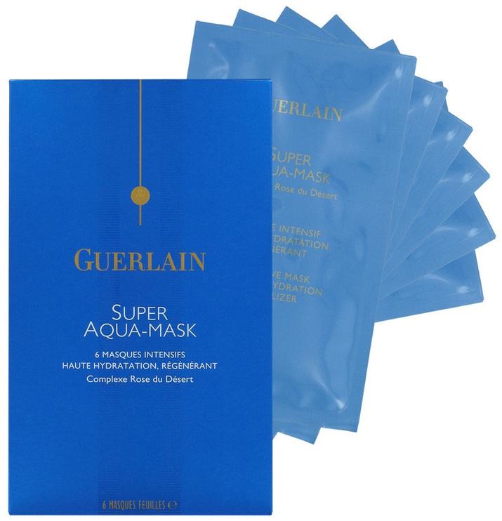 Guerlain Super Aqua Mask 6 pcs