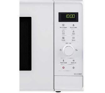 Mikrolaineahi Panasonic NN-GD34HWSUG White