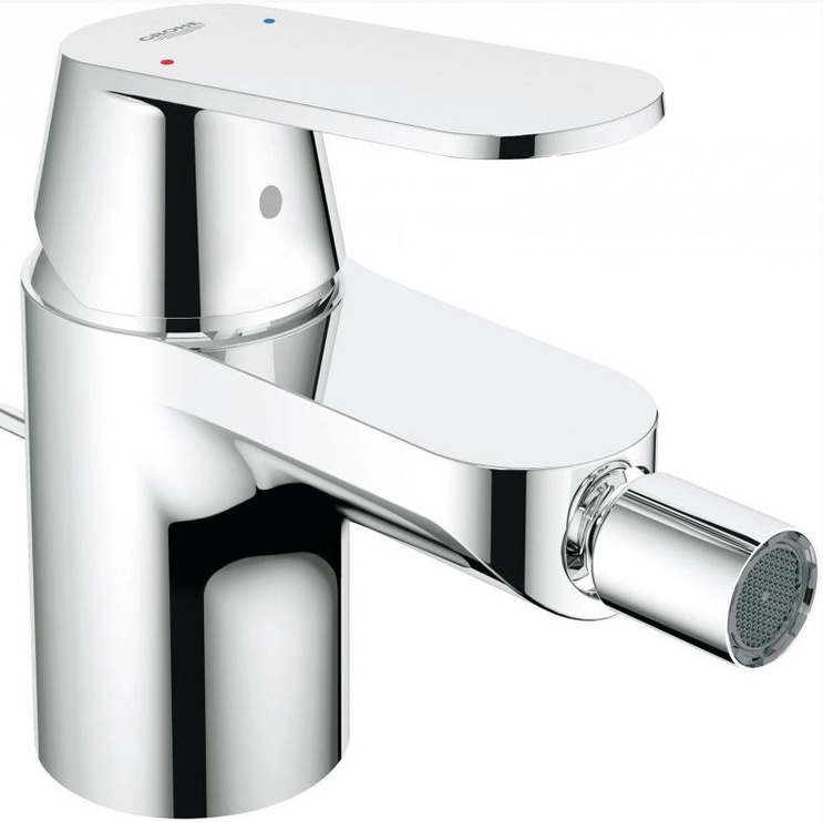 Grohe Eurosmart Cosmo Bidet Faucet with Pop Up Chrome