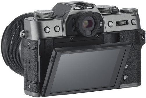 Fujifilm X-T30 + XC 15-45mm 3.5-5.6 OIS PZ Charcoal Gray