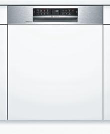 Įmontuojama indaplovė Bosch SMI68IS00E