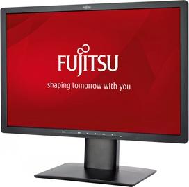 Monitorius Fujitsu B24W-7 Black