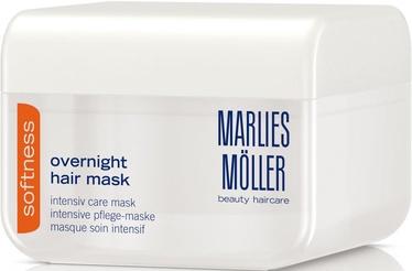 Kaukė plaukams Marlies Möller Softness Overnight, 125 ml