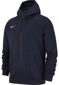 Nike JR Sweatshirt Team Club 19 Full-Zip Fleece AJ1458 451 Dark Blue S