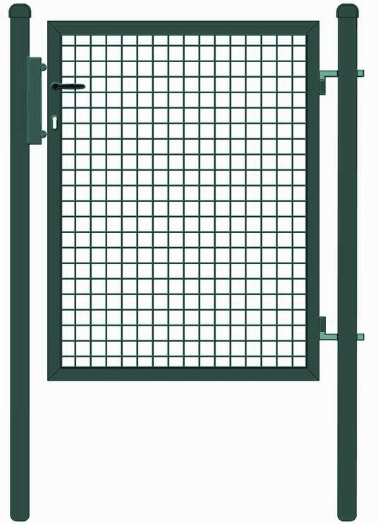Garden Center Gate 100X115cm Green