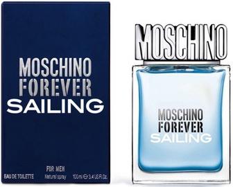Tualetinis vanduo Moschino Forever Sailing 100 ml, EDT