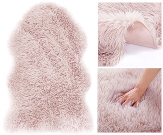 AmeliaHome Dokka RUG/AH Carpet Pink S 60x90cm
