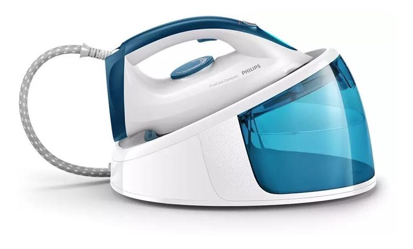 Утюг Philips Iron, синий