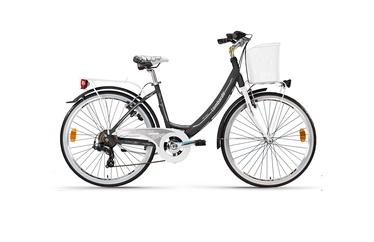 """Moteriškas miesto dviratis Lombardo Rimini, 26"""""""