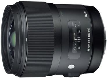 Sigma 35/1.4 EX DG HSM Canon