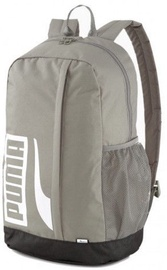 Puma Backpack Plus II 075749 19 Light Grey