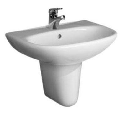 Раковина Jika Zeta 1039 Washbasin 20.5x47x60cm White