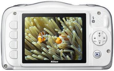 Nikon Coolpix W100 White