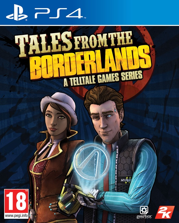 Игра для PlayStation 4 (PS4) Tales From The Borderlands PS4