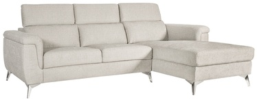 Home4you Corner Sofa Skandi RC Light Gray 20522