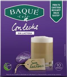 Cafe Baque Lactose Free White Coffee kavos kapsulės, 10 vnt.