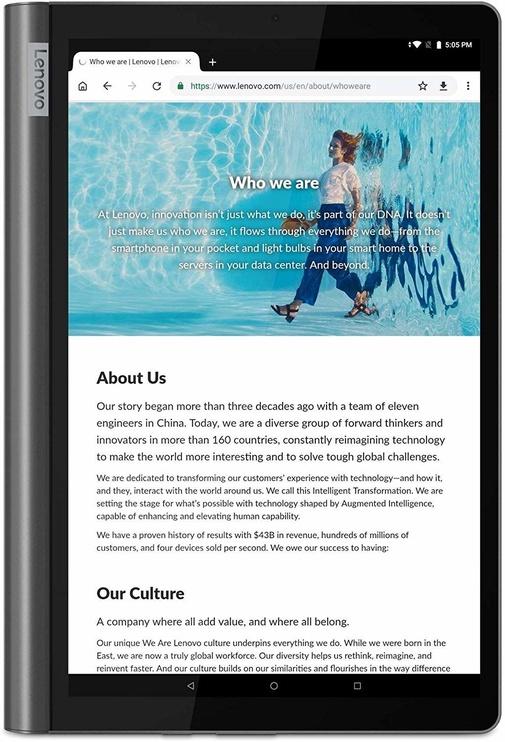 Lenovo Yoga Smart Tab 3/32GB Iron Grey