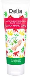 Delia Extra Nourishing&Moisturizing Hand Cream With Hemp Oil 75ml