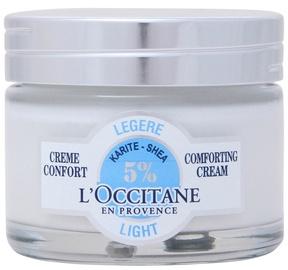 Крем для лица L´Occitane Shea Light Comforting Cream, 50 мл