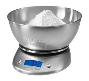 Elektroninės virtuvinės svarstyklės Proficook pc-kw 1040, 5 kg